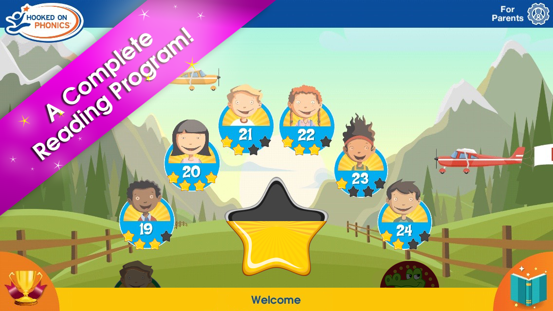 Hooked on Phonics APK Cracked Free Download | Cracked Android Apps