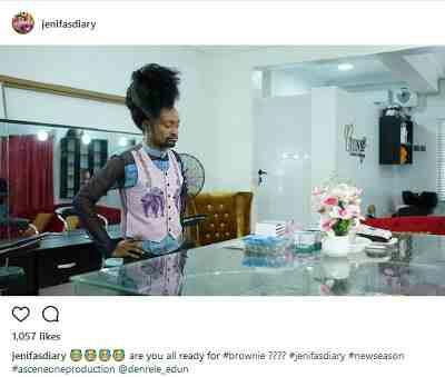 Denrele Edun & Bolanle Ninalowo Joins Jenifa Diary Cast