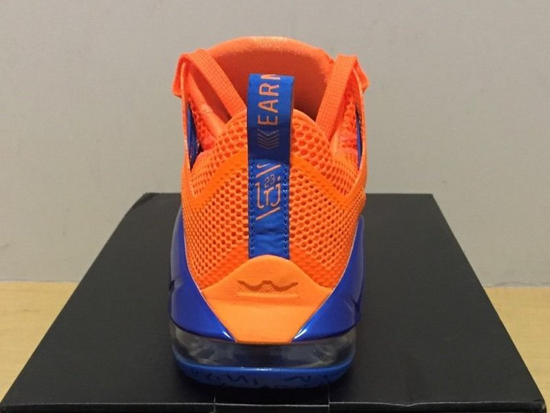 37ccd590ecfa ... Closer Look at Nike LeBron 12 Low Bright Citrus ...
