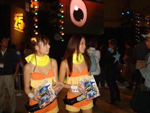 Show Girl Capcom