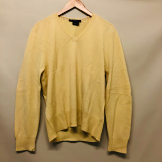 Gucci V-Neck Cashmere Sweater