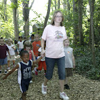 Quality is: exploring the world of wonderment in our Discovery Forest.