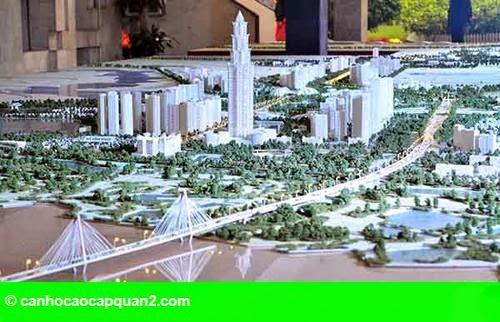 Hình 1: Hà Nội xin cơ chế đặc thù phát triển đô thị Nhật Tân - Nội Bài