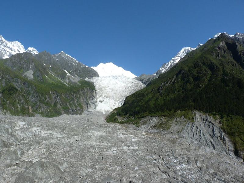 glacier HAILOGOU,le plus bas de Chine