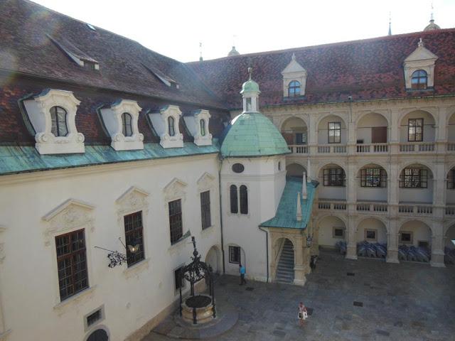 El Landhaus de Graz