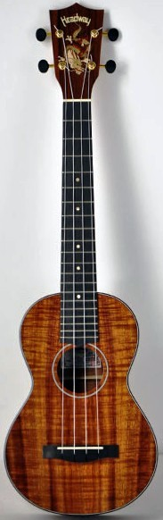 Headway Long Neck Soprano ukulele