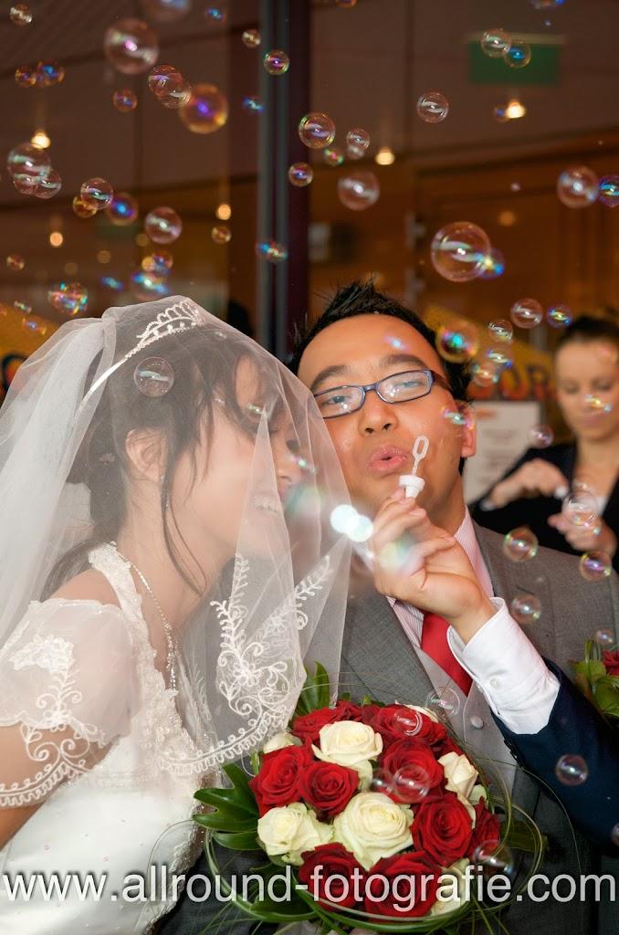 Bruidsreportage (Trouwfotograaf) - Foto van bruidspaar - 020