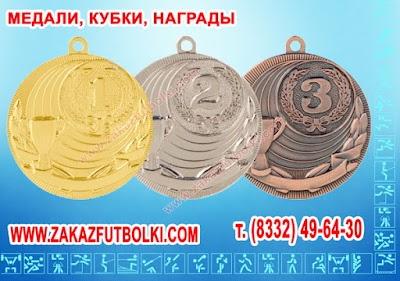 Медали Киров