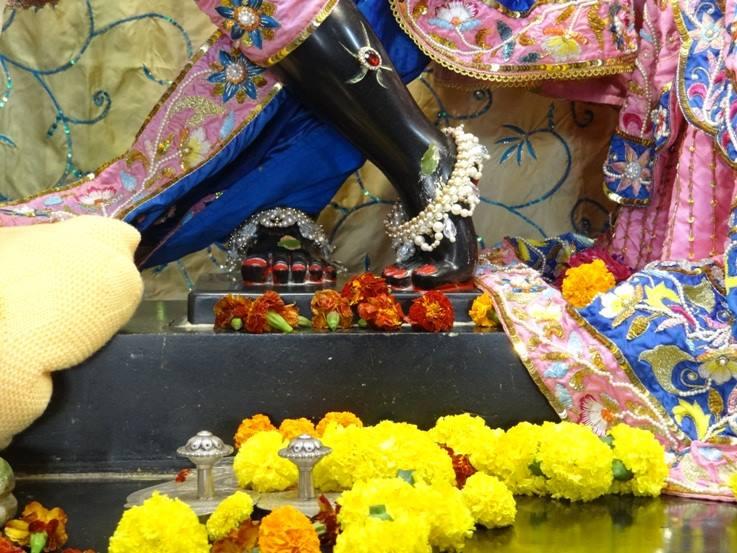 ISKCON Nigdi Deity Darshan 22 Jan 2016 (19)