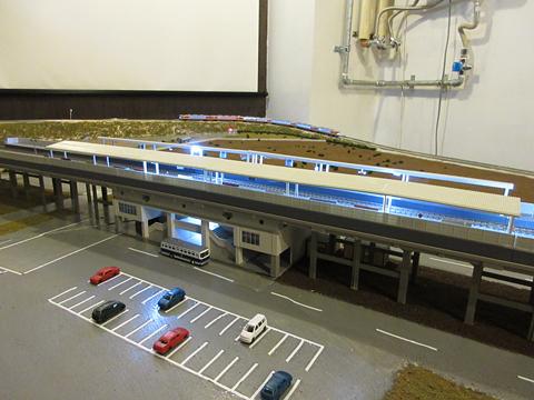 鉄道喫茶・居酒屋「ぽぷら」 鉄道模型レイアウト その5