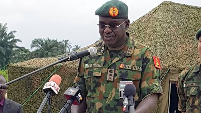 Stop giving Boko haram publicity, it's dangerous - Burutai warns Nigerians