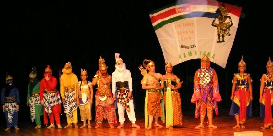 Wayang Wong Tour Ramayana