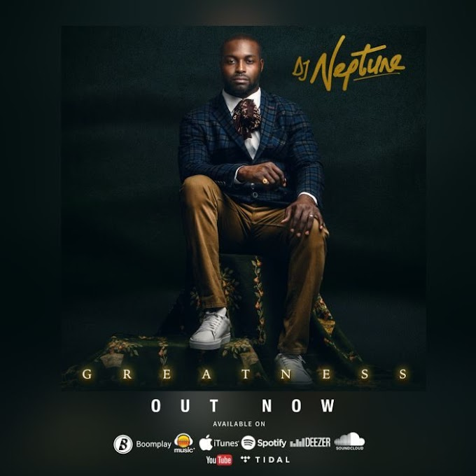 [Music] DJ Neptune Ft. Kizz Daniel – Wait