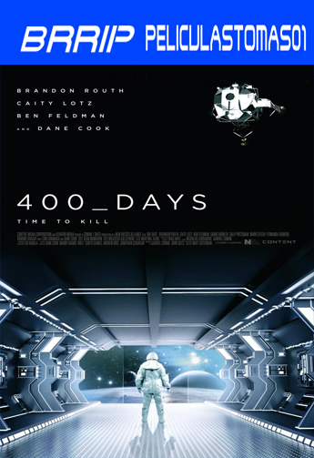 400 Days (2015) BRRip