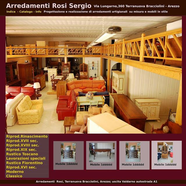 Arredamento stile toscano with arredamento stile toscano for Piani di casa in stile toscano