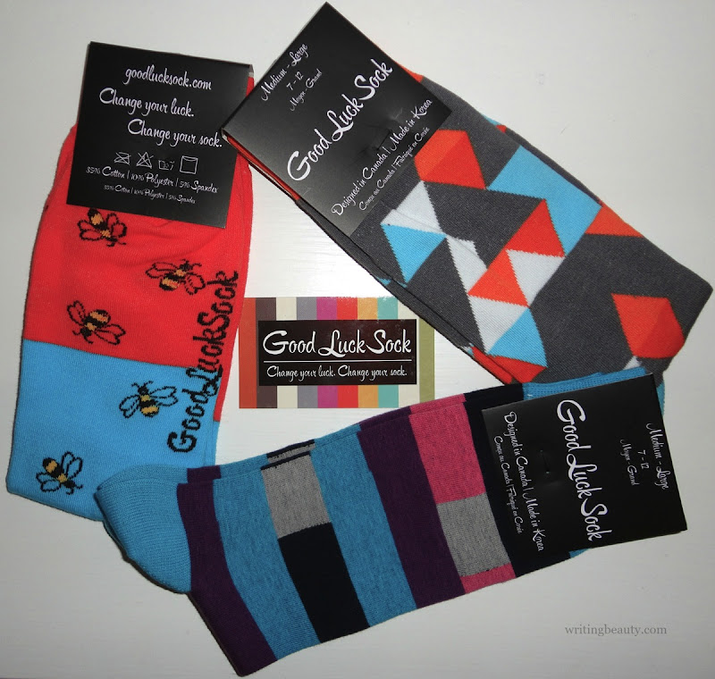 Good Luck Sock Review 1