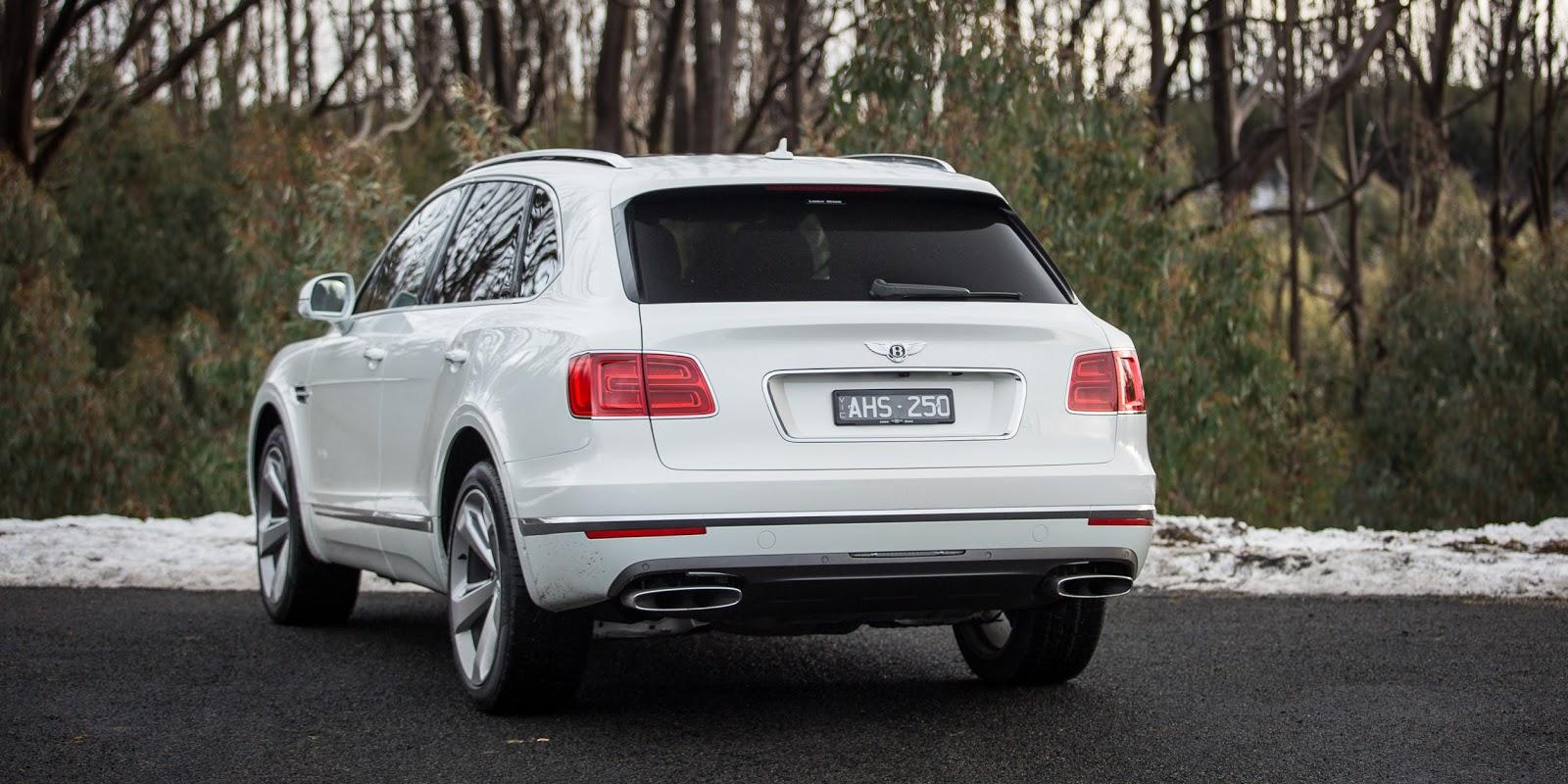 Bentley Bentayga 2016