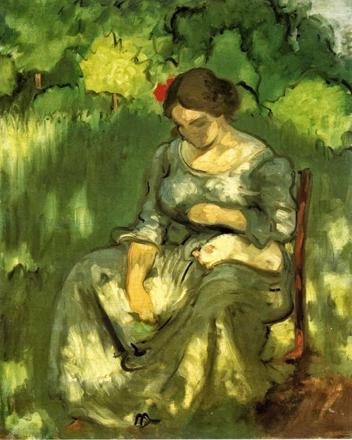 Louis Anquetin - Woman with a Cat
