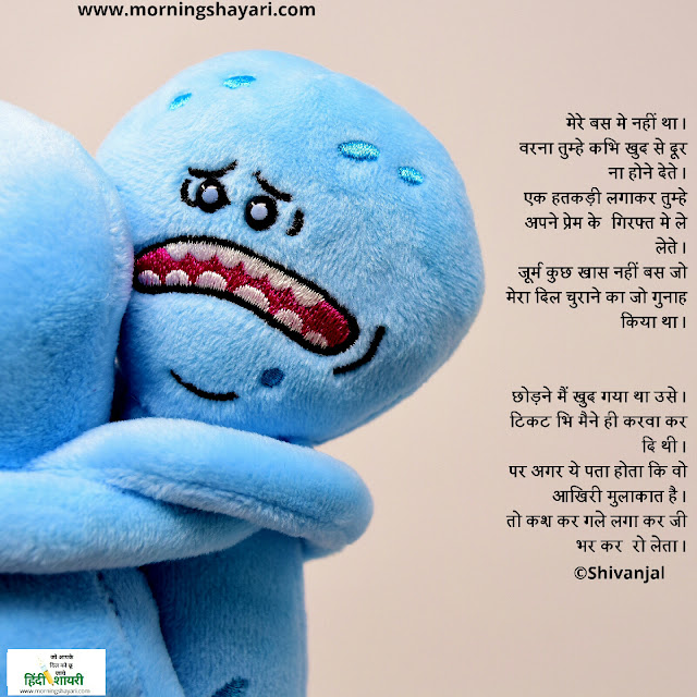 goodbye shayari in english shayari good bye