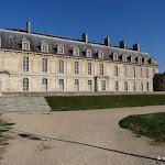 Château de Vincennes : pavillon du Roi, façade ouest