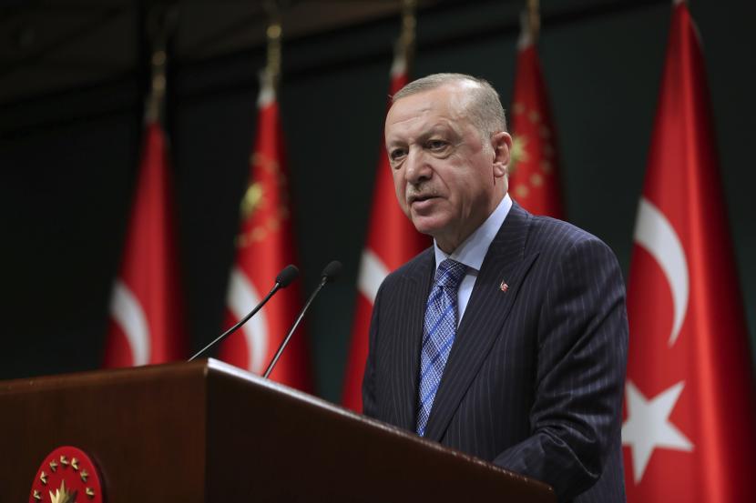 Presiden Erdogan Dituduh Gembong Mafia Turki Danai Jihadis di Suriah