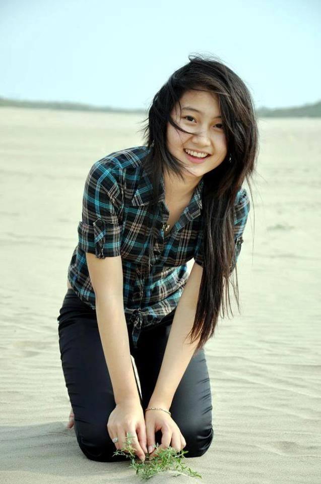 Mầm xanh trên sa mạc cát