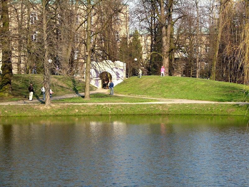 Wrota do parku