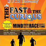 UCSI The Fast & The Curious race 26032016