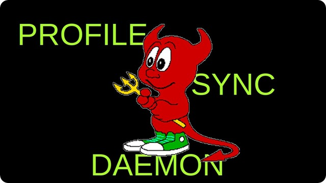 Profile Sync Daemon-logo