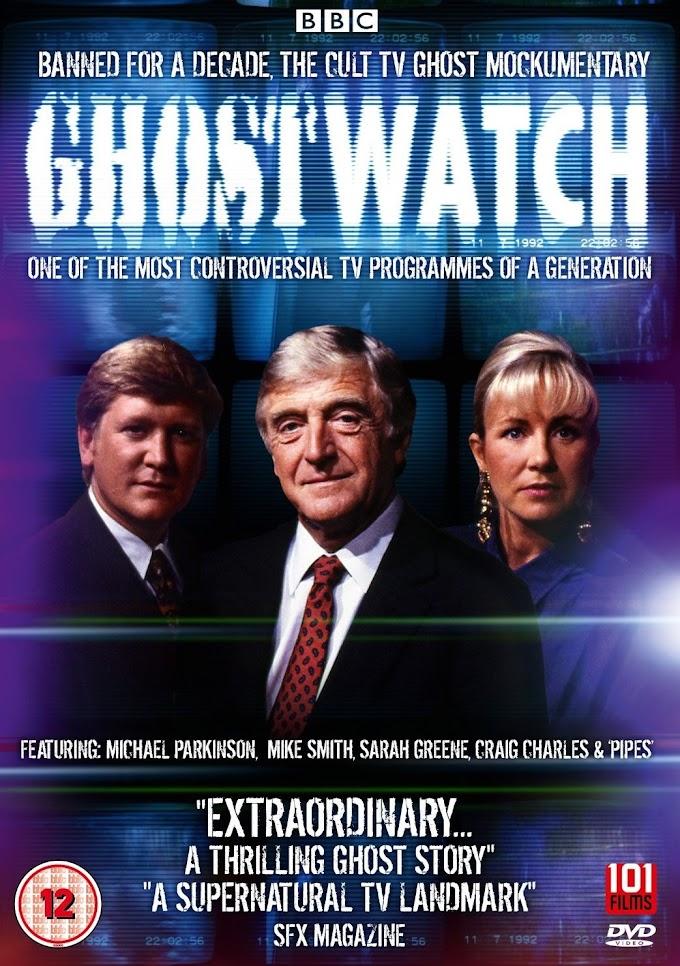 O Filme Achado de Hoje: GhostWatch - O Especial de Halloween mais bizarro da BBC.