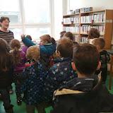 Návštěva knihovny - fotogalerie prvňáčci