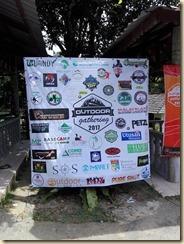 Outdoor gathering 2017 Nuang (1)