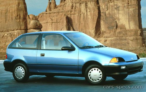 1992 geo metro hatchback specifications pictures prices