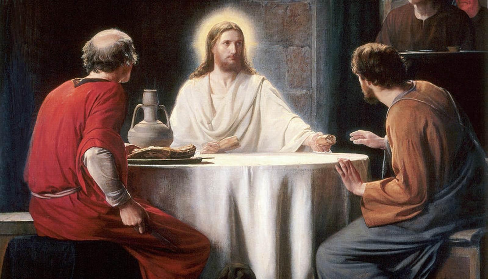 Mời ông ở lại với chúng tôi (26.4.2020 – Chúa Nhật 3 Phục Sinh, Năm A)
