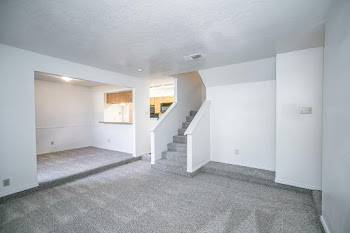 Go to C - 2 Bed Townhome Floorplan page.
