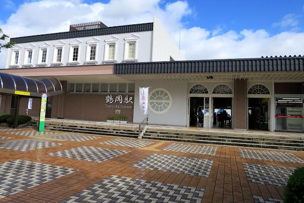 鶴岡駅 リニューアル
