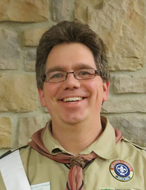 Mr. Fosler-Lussier - Scoutmaster