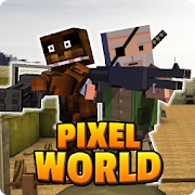 Pixel Z World