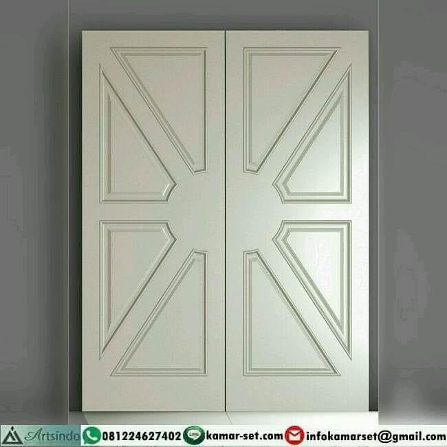 desain pintu unik dan bagus jaman sekarang