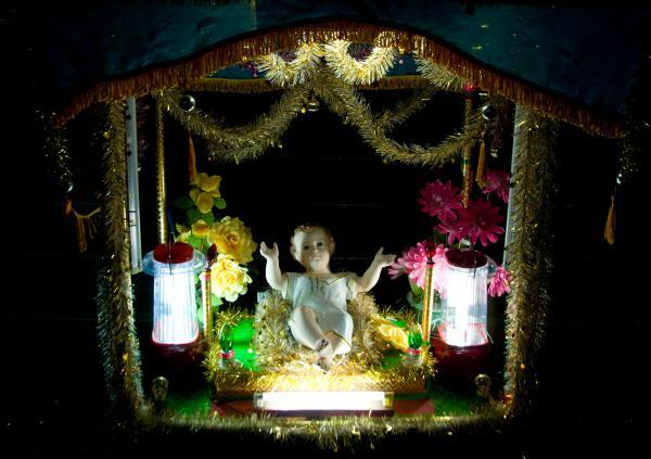 Sinh hoạt của Giáo xứ Phú Phong Mùa Giáng Sinh