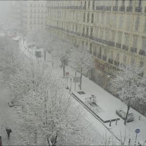 Marseille le 7 janvier 2009