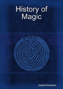 Cover of Joseph Ennemoser's Book The History Of Magic Vol 1