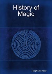 Cover of Joseph Ennemoser's Book The History Of Magic Vol 2