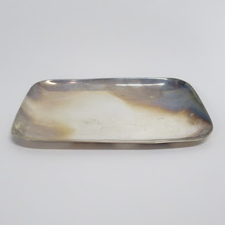 Sterling Silver Small Mexican Tray