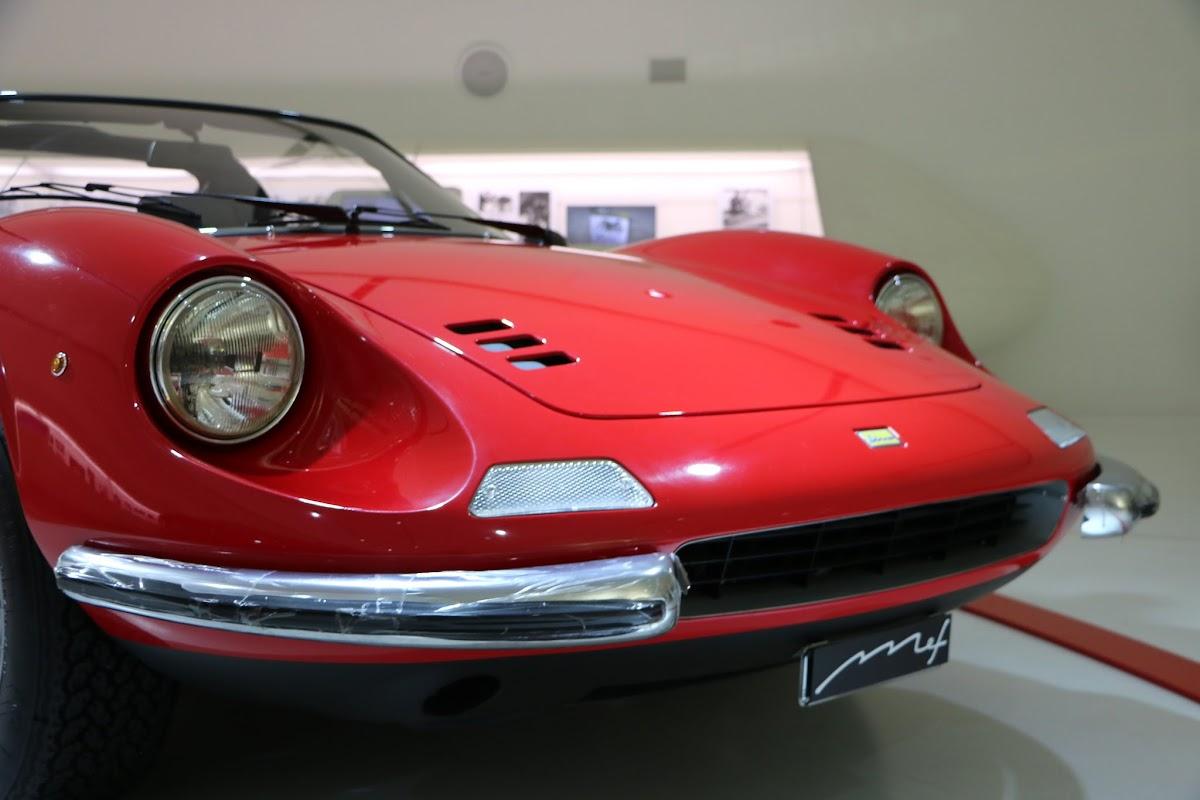 Modena - Enzo Museum 0077 - 1969 Dino 246 GT.jpg