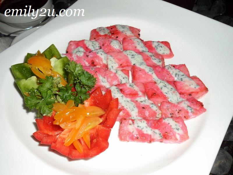 Banjaran dory fish Tandoori-style