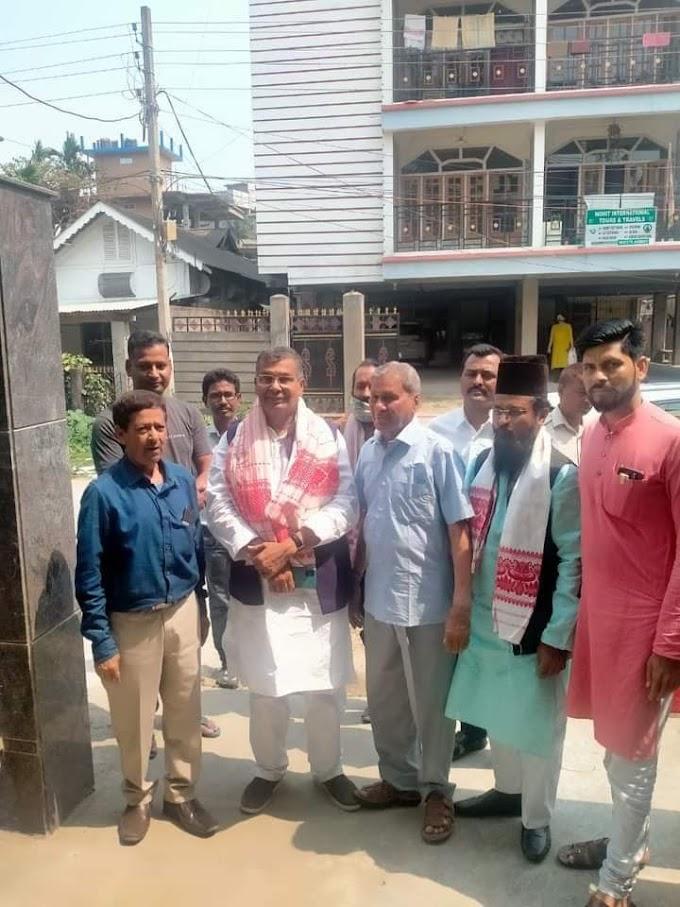 असम चुनाव में जदयू की भूमिका अहम, चुनाव में जदयू की रहेगी दमदार उपस्थिति : आर०पी० मंडल