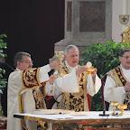 Fronleichnam 2012 - Pontifikalamt