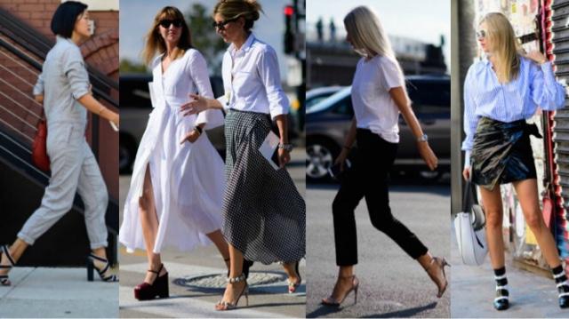 Street Fashion: Τι φορέθηκε στους δρόμους της Νέας Υόρκης τις ημέρες της Fashion Week;