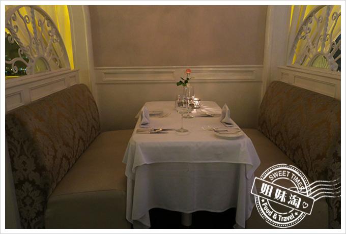 高雄漢來大飯店(The Grand Hi Lai Hotel) 龍蝦酒殿店內環境